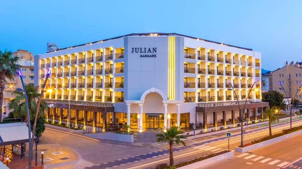 Julian Hotel Marmaris Marmaris Turkey