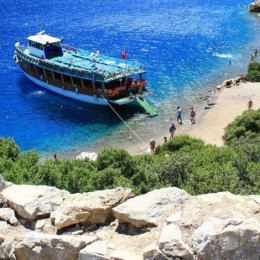 Aegean Islands All Inclusive Boat Trip