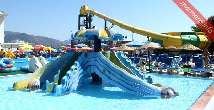 Atlantis Waterpark Marmaris  Marmaris Turkey