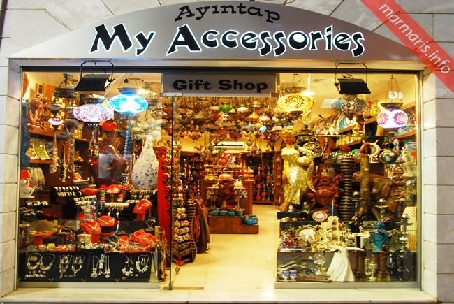 My accessories souvenir shop marmaris turkey for House accessories stores