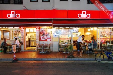 Aliila Restaurant Marmaris