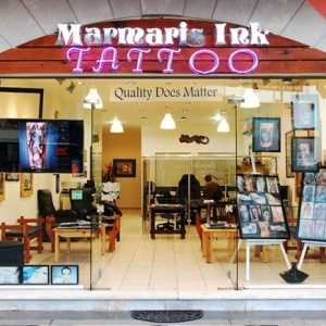 Art inc Tattoo Marmaris