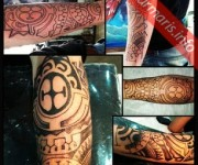 Art inc Tattoo Marmaris