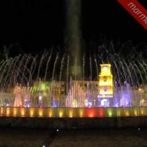 Dancing Fountains Marmaris
