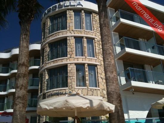 Marmaris Beach Hotel Marmaris Turkey