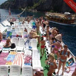 Marmaris All inclusive Boat Trip