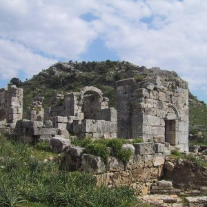 Ancient City Caunos