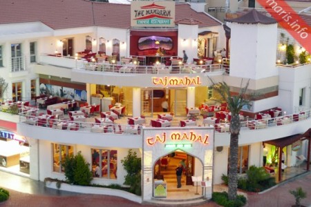 Taj Mahal Restaurant Marmaris