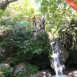 Marmaris Waterfall
