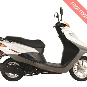 Renting a Scooter in Marmaris