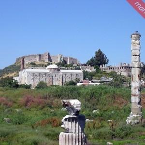 The Temple of Artemis at Ephesus