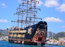 Marmaris Barbossa Pirate Boat Trip