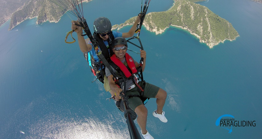 Marmaris Paragliding | Marmaris Paragliding - Exotic Flying