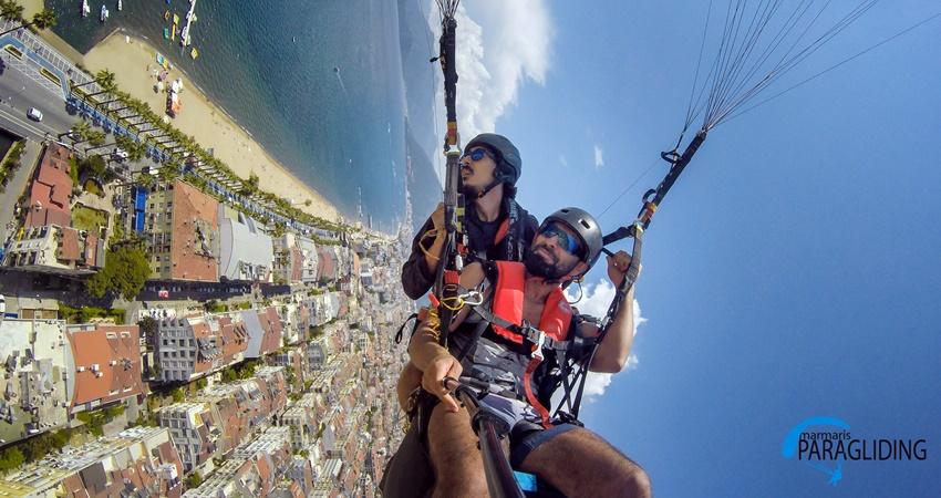 Marmaris Paragliding   Marmaris Paragliding - Exotic Flying For All