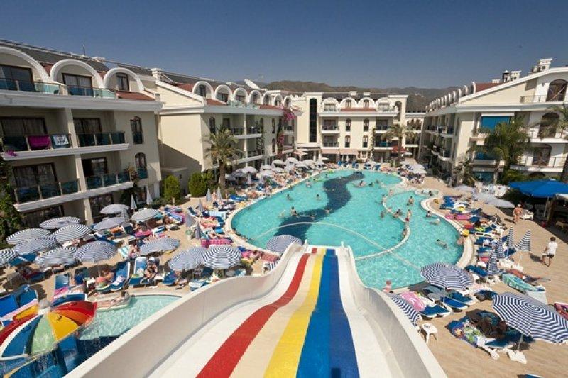 Candan Beach Hotel Marmaris