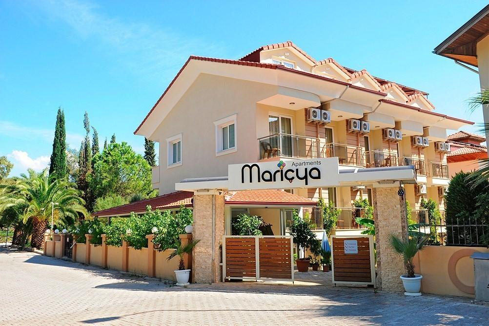 Maricya Apartments Icmeler - Marmaris